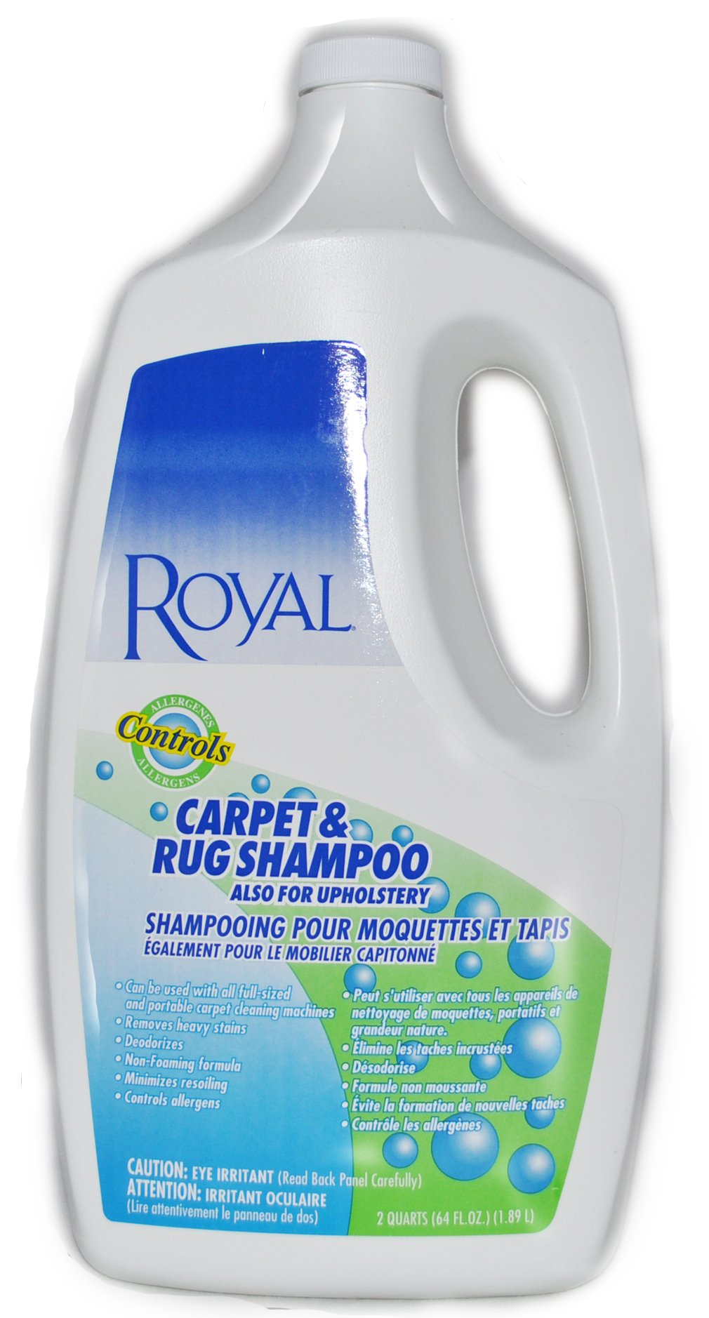 Royal Carpet & Rug Shampoo 64oz