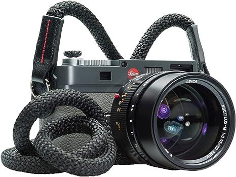 Mountaineering Nylon Rope Camera Shoulder Neck Strap For DSLR//SLR Camera *Q2**