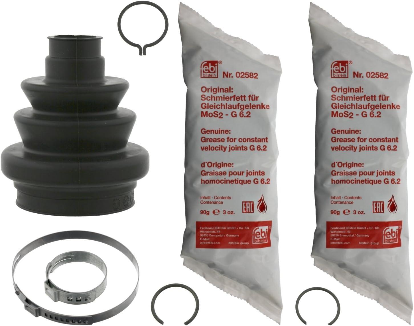 ZAFIRA ASTRA CALIBRA CAVALIER inner cv boot kit