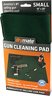 product image for Drymate Gun Cleaning Pad, Premium Gun Cleaning Mat - Absorbent/Waterproof/Durable - Protects Surfaces, Contains Liquids - America's #1 Selling Gun Pad - (Made in The USA)