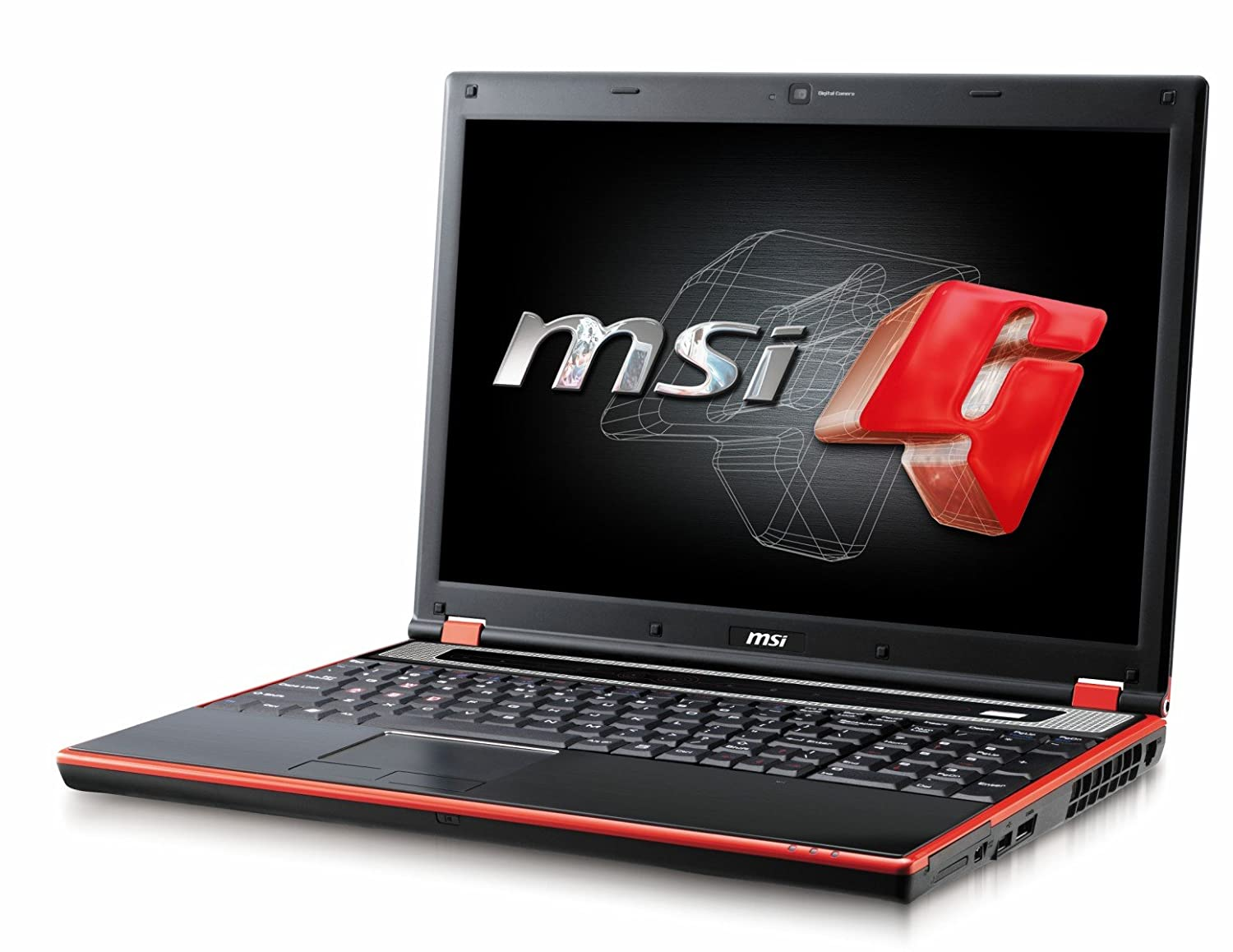 MSI Megabook GT735 GT725-210UK ordenador portatil: Amazon.es: Electrónica