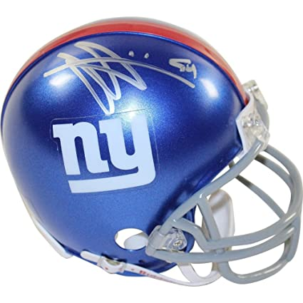 bc0048d5 Amazon.com: Olivier Vernon Autographed Signed New York Giants Mini ...
