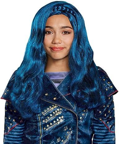 Disguise Disney Descendants 2 Uma Isle Wig Child Halloween Costume Accessory