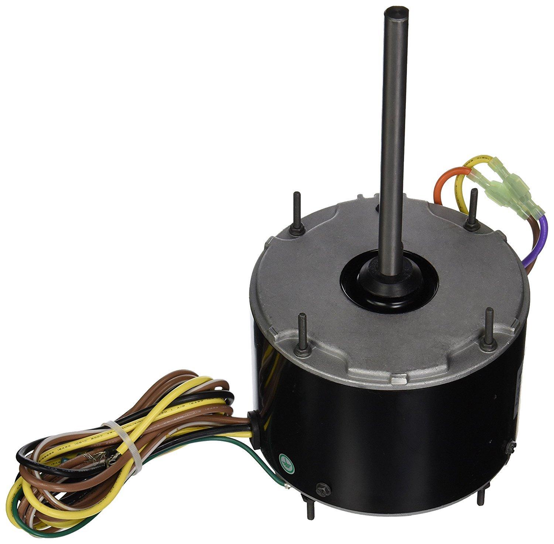 MARS - Motors & Armatures 10729 1/3 hp 208-2230V 1075 rpm 1 Speed 2.4 Amp Outdoor Condenser Fan Motor