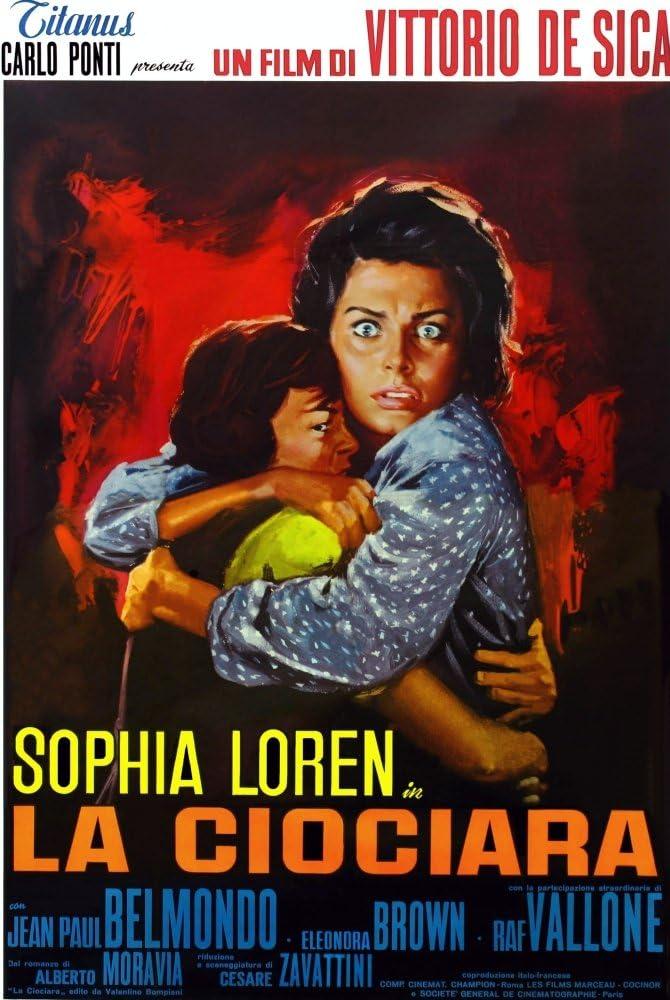 Amazon.com: Posterazzi Two Women (Aka La Ciociara) Eleonora Brown Sophia  Loren 1960 Movie Masterprint Poster Print, (24 x 36): Posters & Prints