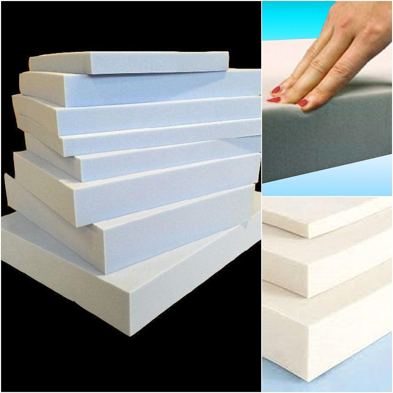 118L X56W X5cm // D Grade A Replacement Foam Mattress Top COT Junior Kids Bed Choose from Size, Cut Any Size Foam