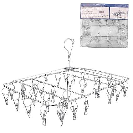 Amazoncom Rosefray Laundry Clothesline Hanging Rack For Drying 34