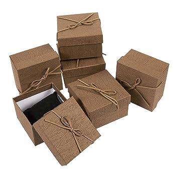 Amazon.com: Caja de regalo – Caja de regalo para joyas ...