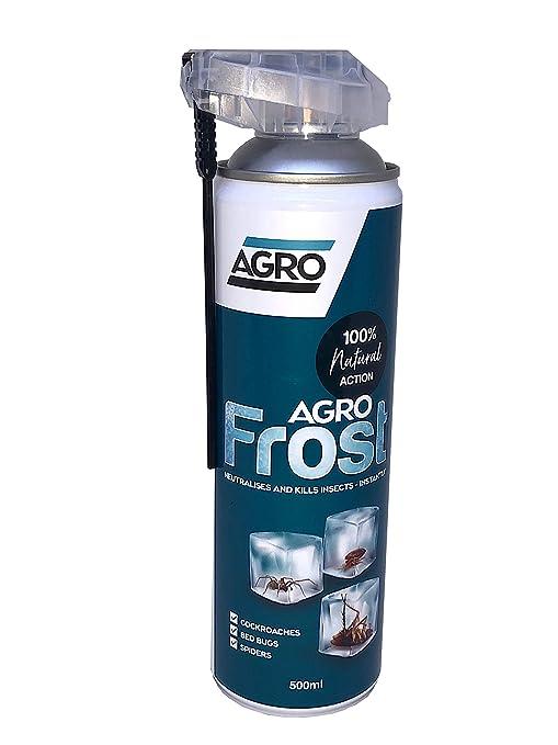 Agro Matamoscas no venenoso congelar Escarcha Spray instantáneo ...