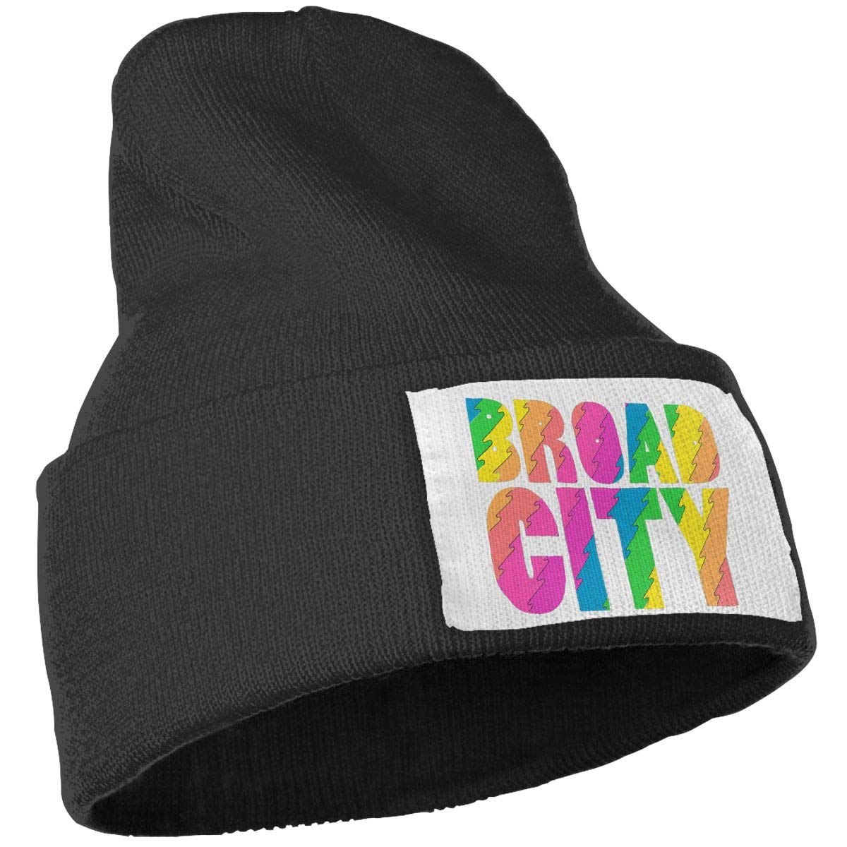 Unisex Winter Hats Broad City Skull Caps Knit Hat Cap Beanie Cap for Men//Womens