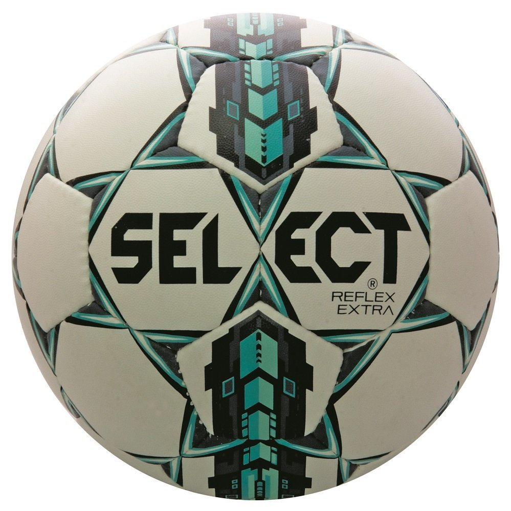 Select Goalie Reflex Trainer Soccer Ball Size 5 White/Teal [並行輸入品] B077QQQYZX