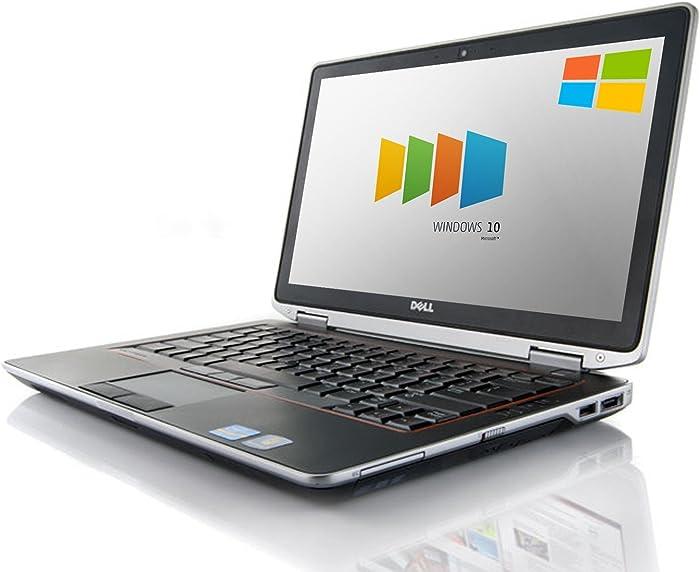 Dell Latitude E6520 Intel i7-2720QM 2.20Ghz 8GB RAM 500GB HDD Win 10 Pro DVD-RW (Renewed)