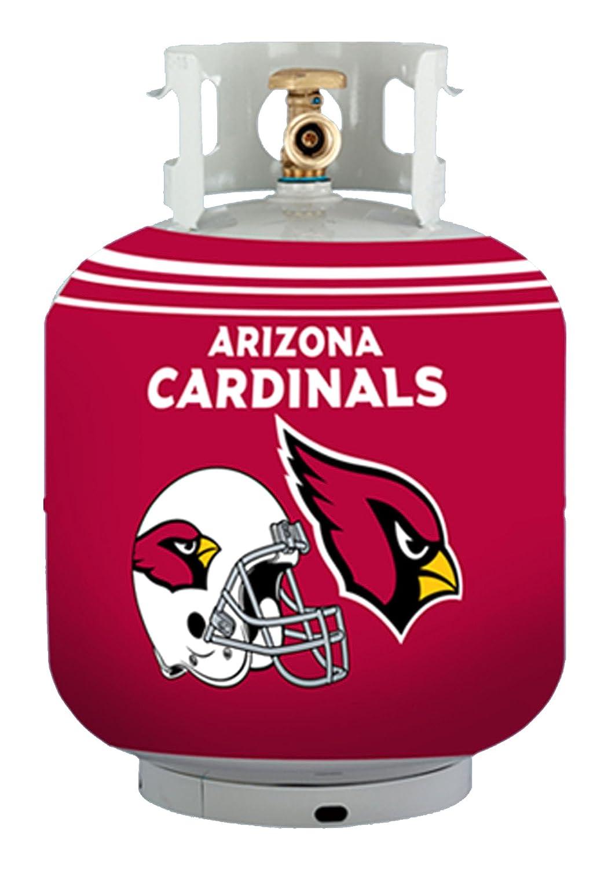 NFL プロパンガスボンベ 5ガロンウォータークーラーカバー B00U6AN65K レッド|Arizona Cardinals レッド