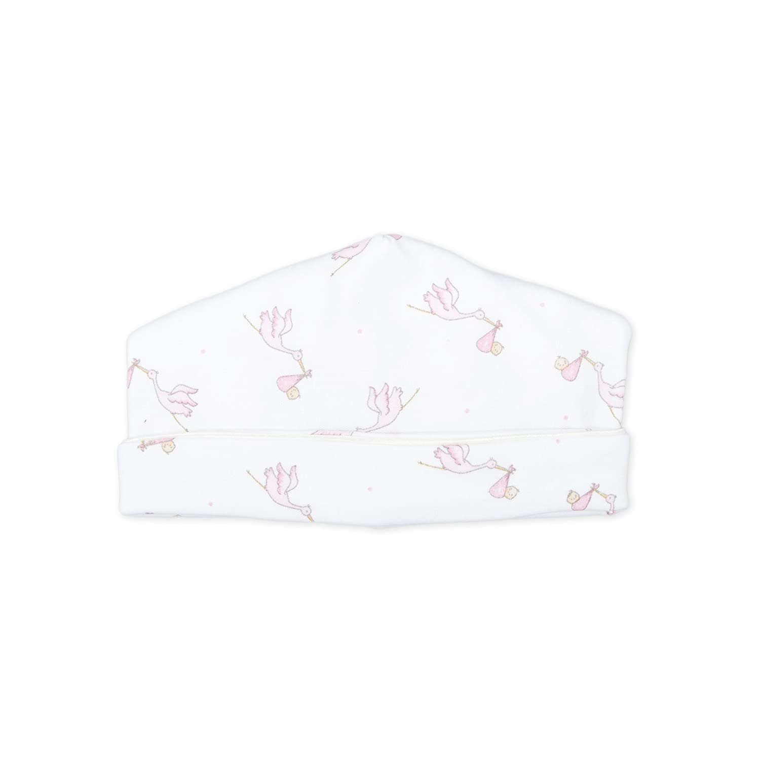 Magnolia Baby Baby Girl Worth The Wait Essentials Printed Hat Pink