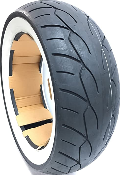 vee rubber white wall radial tire 12070r21