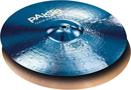 Paiste Colorsound 900 Splash Cymbal Blue 12 in.