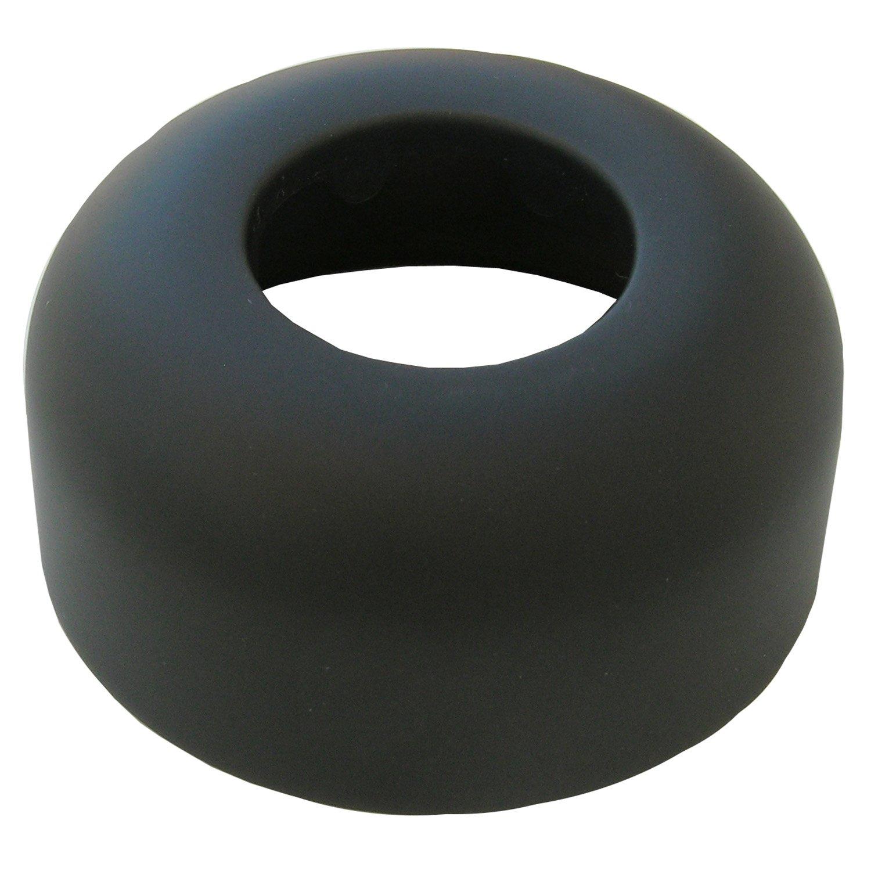 Simpatico 31263OB Sure Grip Box Flange Fits 1-1/4-Inch, Dark Oil Rubbed Bronze