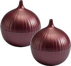 Hutzler Red Onion Saver, Set of 2