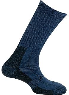 MUND Explorer CO - Calcetines para Hombre, Color Azul