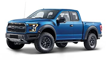 Maisto Special Edition Trucks 2017 Ford F150 Raptor Variable Color Diecast Vehicle 124