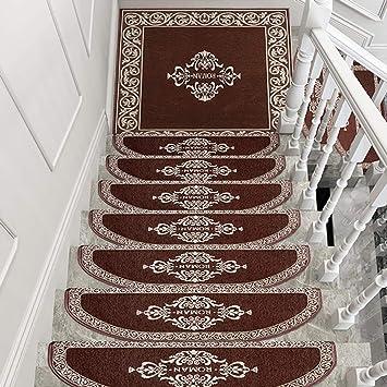 Wanrane - Felpudo Acolchado para Escalera, Antideslizante, para escaleras, Duradero, Antideslizante, protección: Amazon.es: Juguetes y juegos