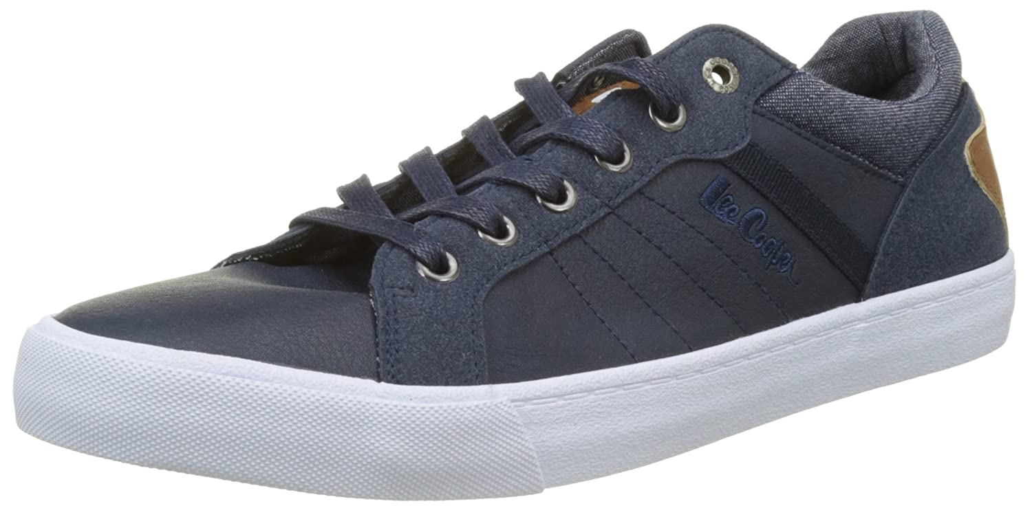 Lee Cooper Mayfair, Baskets Basses Homme