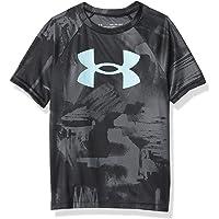 Under Armour Boys' Tech Big Logo Printed Short-Sleeve T-Shirt
