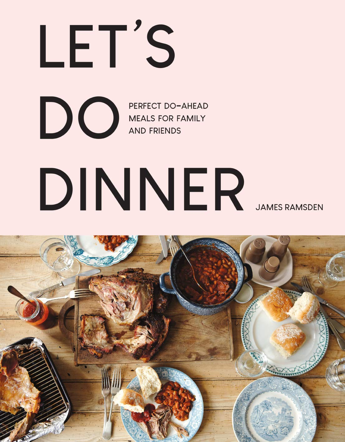 Image result for let's do dinner cookbook""