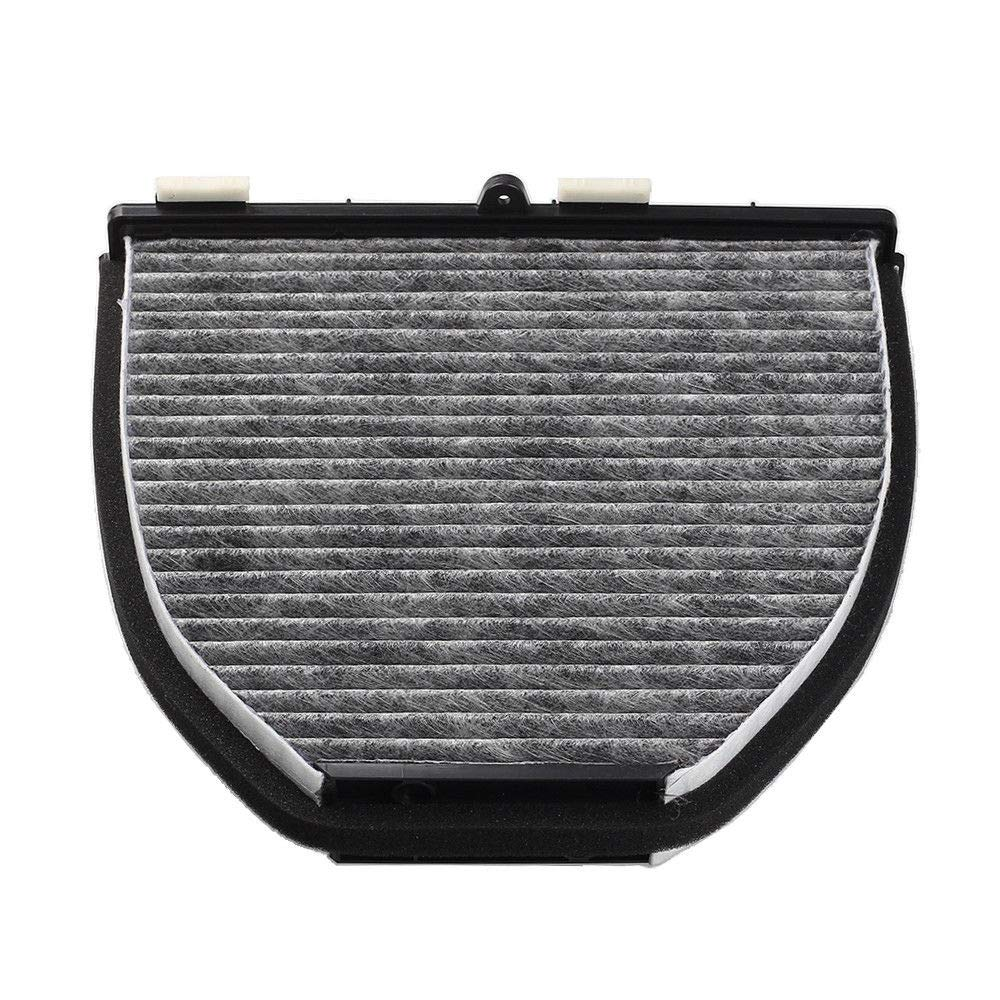 RONSHIN Car Air Cleaner Cooling System Activated Carbon Car Air Cleaner Filters for Mercedes-Benz W204 W212 C207 2128300318