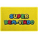 Capacho / Tapete 60x40cm - Super Bem-Vindo