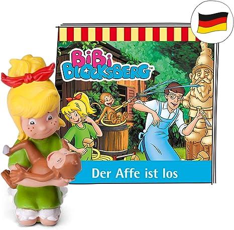 Tonies Hörfiguren Für Toniebox Bibi Blocksberg Der Affe Ist Los Ca 44 Min Ab 4 Jahre Deutsch Amazon De Spielzeug