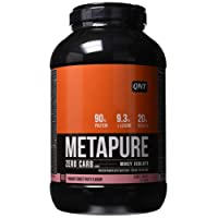 QNT Metapure Zero Carb Whey Isolate Yogurt Frutti di Bosco - 2kg