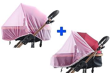 Flyzzz polyester baby kinderwagen netz passt für die meisten