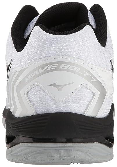 Mizuno Men's Wave Bolt 7 Volleyball Shoes 12.5M White