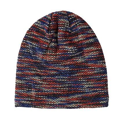 VORCOOL Sombrero Tipo Gorro para Hombre f2fb3203a81