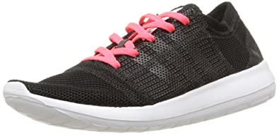 premium selection c540d 84c7f adidas Element Refine Tricot Damen Laufschuhe, Noir (Core BlackCore  BlackFlash