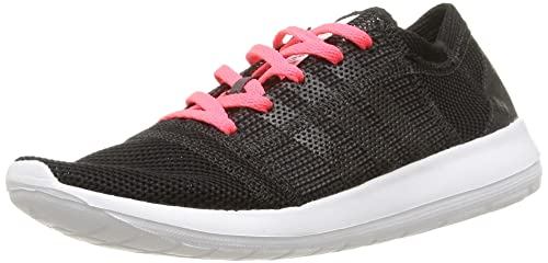 big sale f3215 97d44 adidasElement Refine Tricot - Scarpe da corsa Donna, Nero (Noir (Core Black
