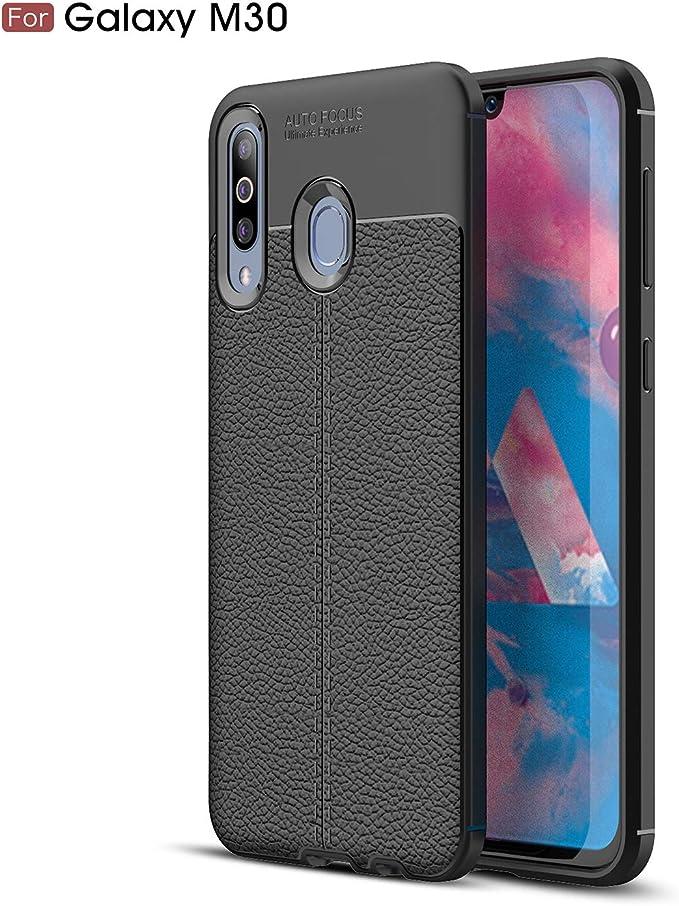 TiHen Funda Samsung Galaxy M30/A40s, Funda 360 Grados [con ...