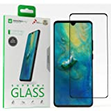 Amazing Thing Huawei Mate 20 X Full Glue Tempered Glass Screen Protector 2.5D - Supreme Glass