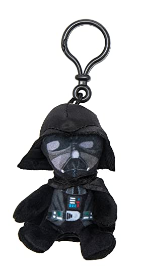 Desconocido Star Wars Episode VII Llavero Peluche Darth Vader 8 cm