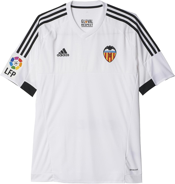 1º Equipación Valencia C.F 2015/2016 - Camiseta oficial adidas ...