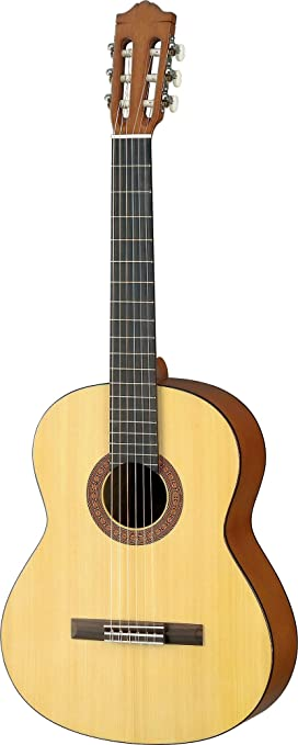 yamaha c40bl akustik konzertgitarre schwarz. Black Bedroom Furniture Sets. Home Design Ideas
