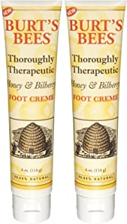 product image for Foot Creme, Honey & Bilberry, 4 oz, 2 pk