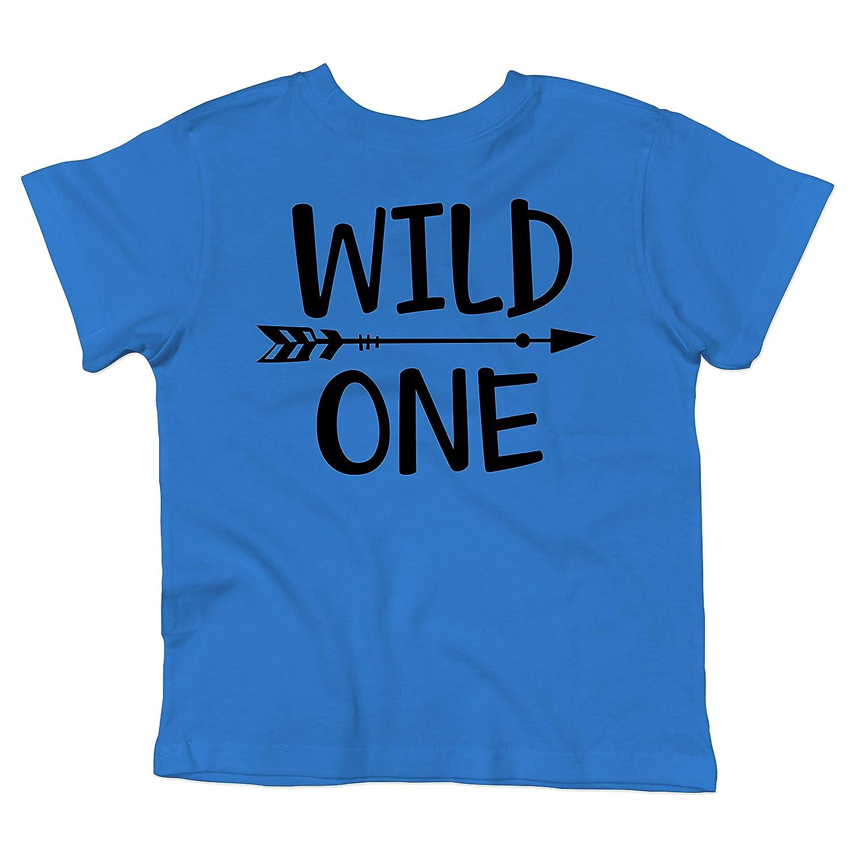 Amazon Wild One 1st Birthday Shirt For Boys Baseball Tee Clothing