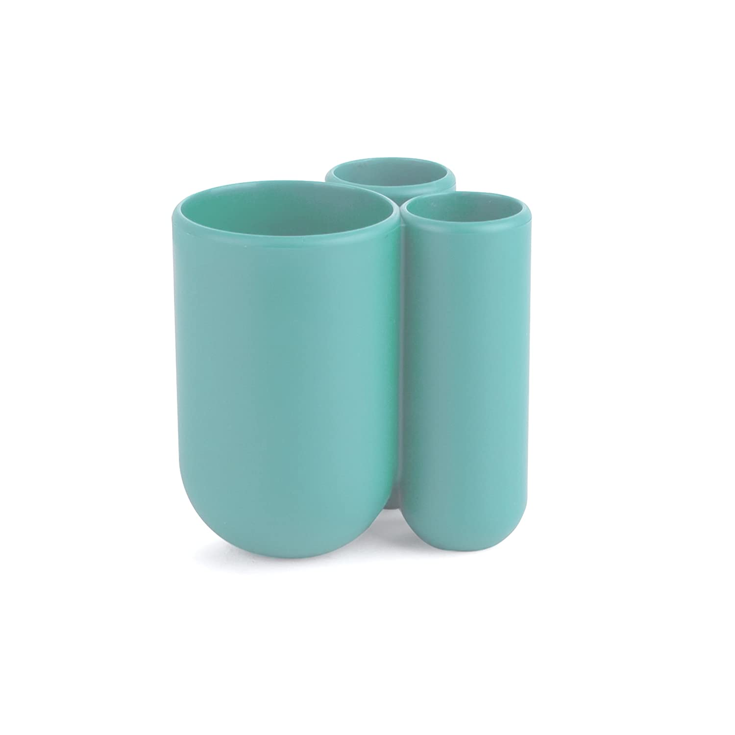 Amazon.com: Umbra Touch Toothbrush Holder, Surf Blue: Home & Kitchen