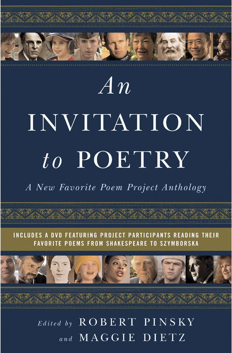 An Invitation To Poetry A New Favorite Poem Project Anthology