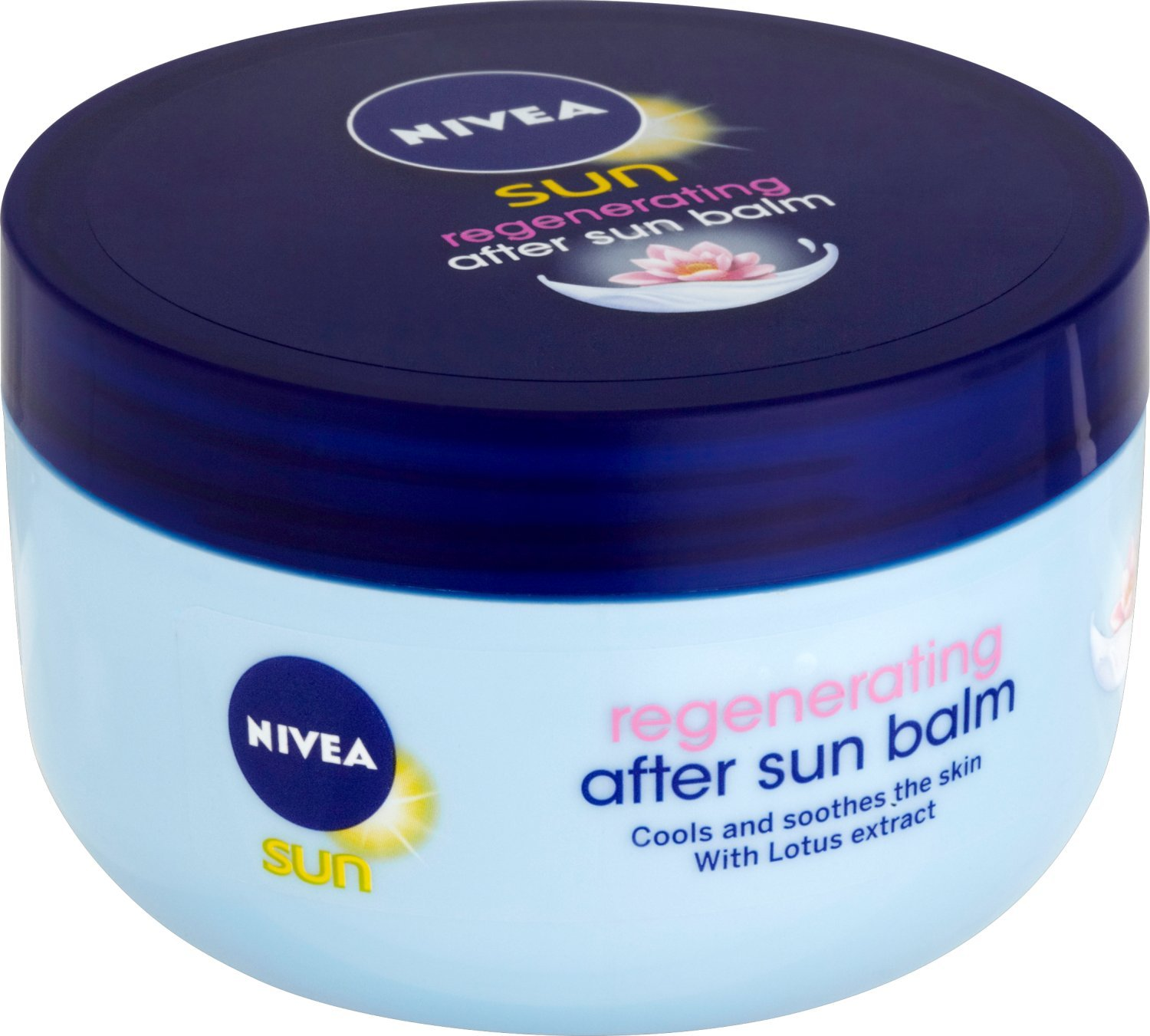 Nivea Sun Regenerating After Sun Balm - 300 ml BEIERSDORF UK 85646 Set2pz8856466