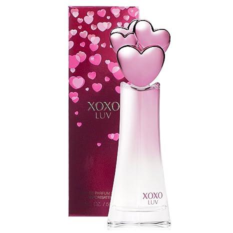 Parfum 50 De Pour Par Luv Vaporisateur Xoxo Femme Ml Eau vnOymNwP08