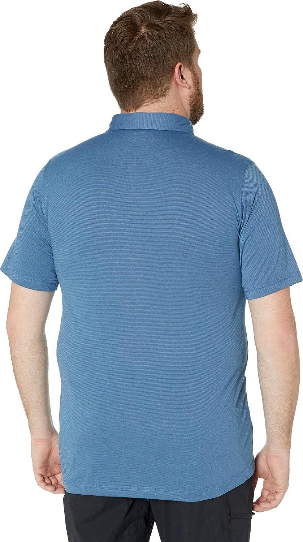 Breathable UV Sun Protection Columbia Mens Thistletown Ridge Polo
