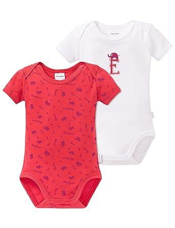 M/ädchen Body Dp Baby Body 1//2 Schiesser Baby